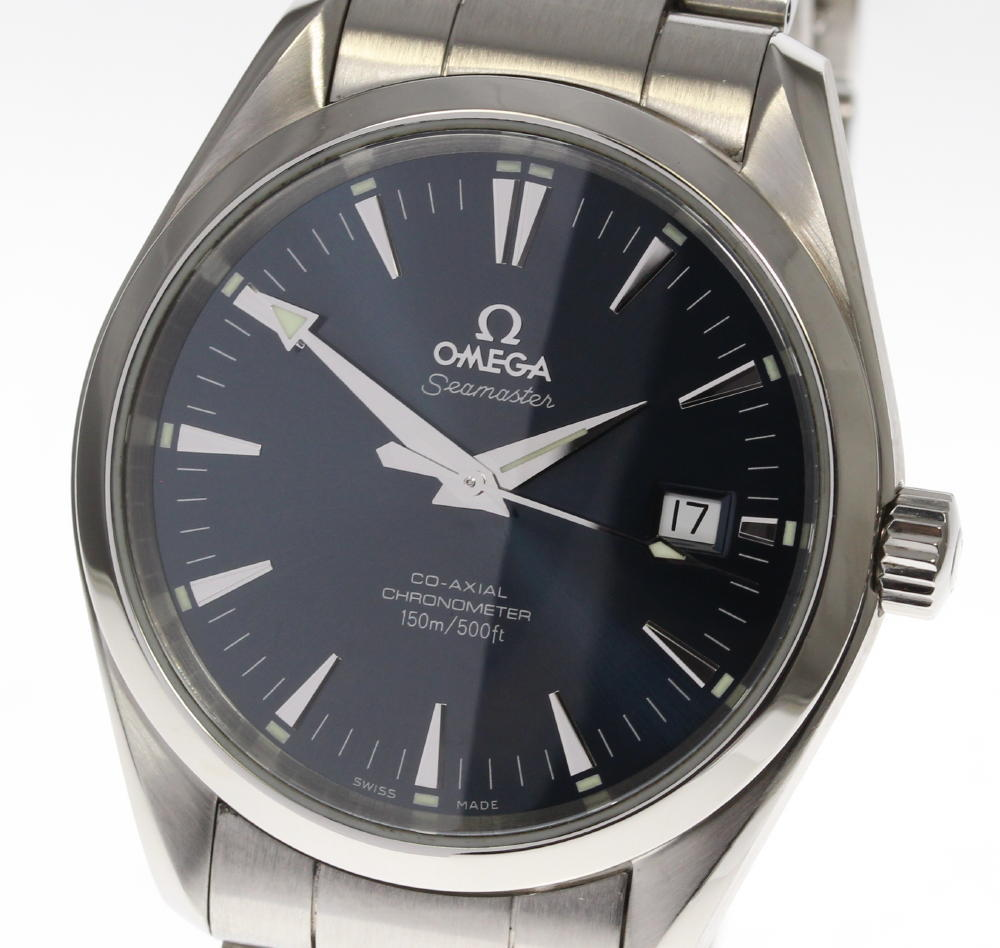 """Image of """"Omega Seamaster Aqua Terra Co-axial 2503.80 Stainless Steel Automatic"""""""