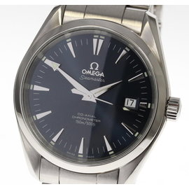 Omega Seamaster Aqua Terra Co-axial 2503.80 Stainless Steel Automatic 39mm Mens Watch