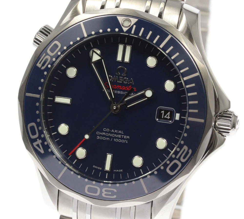 """Image of """"Omega Seamaster 212.30.41.20.03.001 Stainless Steel Automatic 41mm"""""""