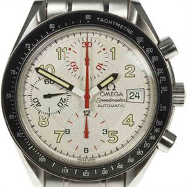 Omega Speedmaster Mark 40 3513.33 Stainless Steel Automatic 38mm Mens Watch