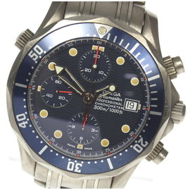 Omega Seamaster 2298.80 Stainless Steel / Titanium Automatic 41mm Mens Watch