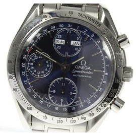 Omega Speedmaster 3523.80 Stainless Steel Automatic 39mm Mens Watch