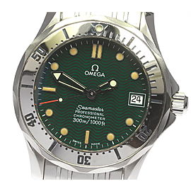 Omega Seamaster 2553.41 Stainless Steel Automatic 36mm Mens Watch