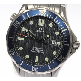 Omega Seamaster 2541.80 Stainless Steel Quartz 41mm Mens Watch