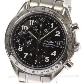 Omega Speedmaster Date 3513.52 Stainless Steel Automatic 39mm Mens Watch