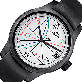 Fortis 655.18.92 K Rolf Sachs Stainless Steel Automatic 42mm Mens Watch