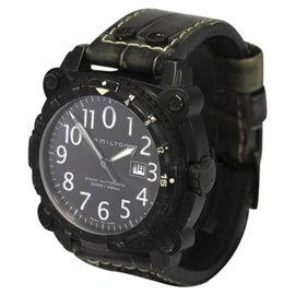 Hamilton Khaki Stainless Steel Automatic 49mm Mens Watch