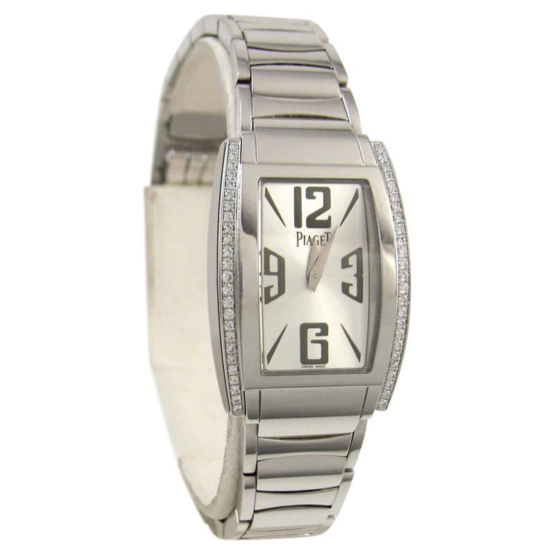 """Image of """"Piaget G0A36095 Limelight 18K White Gold 30mm Womens Watch"""""""