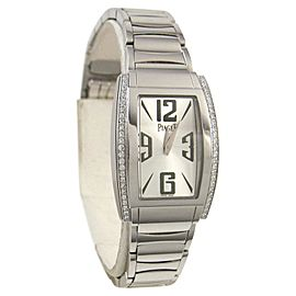 Piaget G0A36095 Limelight 18K White Gold 30mm Womens Watch