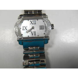 Charriol Actor Stainless Steel 0.50 Ct Diamond Watch