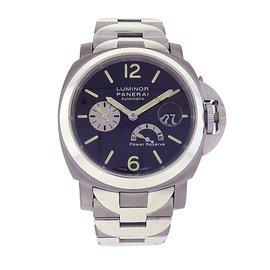Panerai Luminor Marina PAM00171 Titanium Stainless Steel Automatic 44mm Mens Watch
