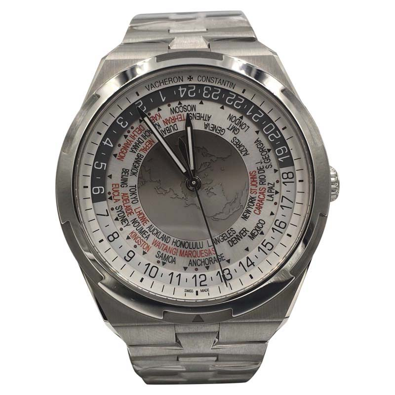 "Image of ""Vacheron Constantin Overseas 7700V/110A-B129 Stainless Steel Automatic"""