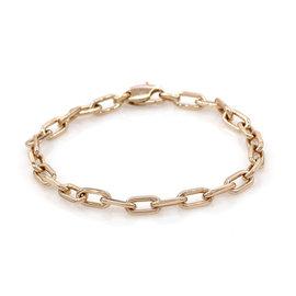 Cartier Spartacus 18K Rose Gold Link Bracelet