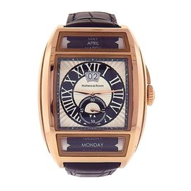 Maitres Du Temps Chapter Two C2T55.21.112 18K Rose Gold Automatic 42mm Mens Watch