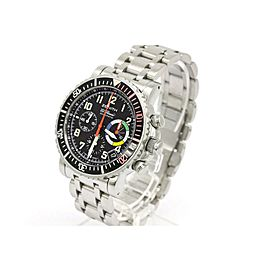 Zenith Rainbow Flyback El Primero Stainless Steel Mens Watch