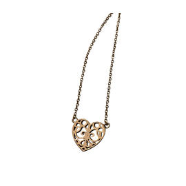 Tiffany & Co. Enchant Heart Rubedo Necklace