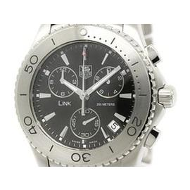 Tag Heuer Link CJ1110 Stainless Steel Automatic 42mm Mens Watch