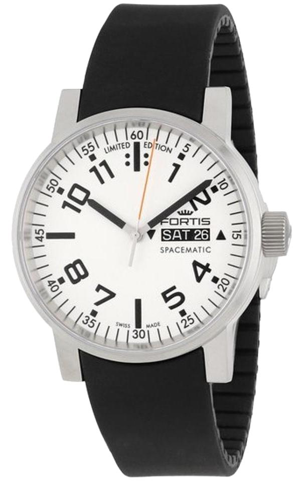 "Image of ""Fortis Spacematic 623.10.42 Si.01 Stainless Steel Automatic 40mm Mens"""