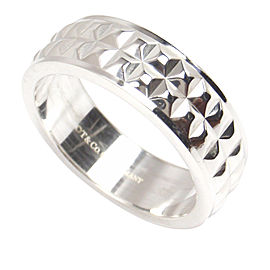 Vintage Tiffany & Co. Sterling Silver Mens Ring Size 11.5