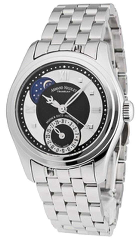 "Image of ""Armand Nicolet M03 Stainless Steel 34mm Womens Watch"""