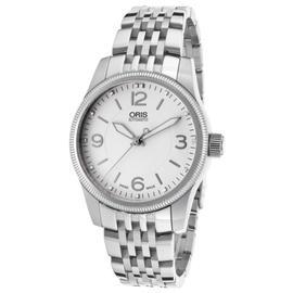 Oris Hunter Team 0173376494091 Stainless Steel & Diamond 38mm Watch