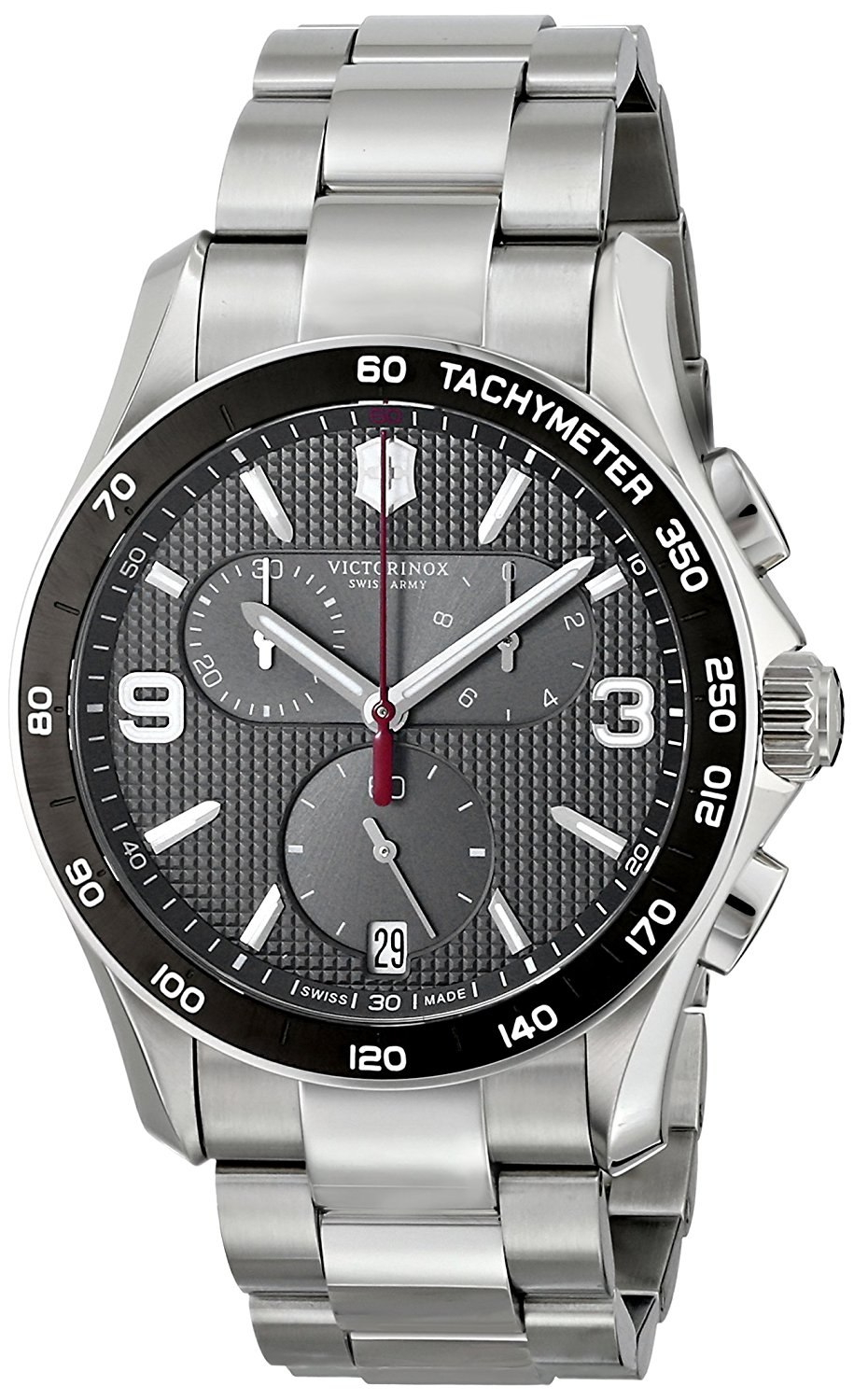 "Image of ""Swiss Army Victorinox 241656 Stainless Steel 41mm Watch"""