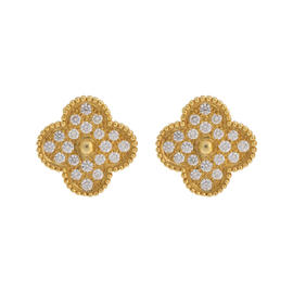 Van Cleef & Arpels Alhambra Earrings