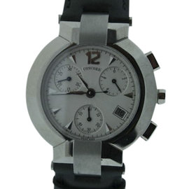 Concord La Scala Chronograph Stainless Steel Mens Watch