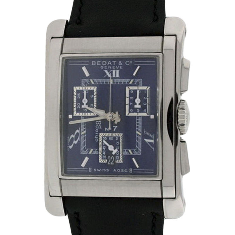 "Image of ""Bedat & Co. No.7 Stainless Steel Mens Watch"""