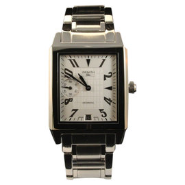 Zenith Elite Port Royal Stainless Steel Bracelet Watch