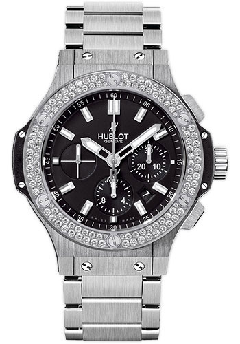 """Image of """"Hublot Big Bang 301.sx.1170.sx.1104 Stainless Steel with Black Dial"""""""