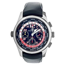 Girard-Perregaux Ferrari F1 053 World Time Mens 42mm Watch