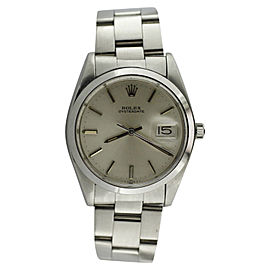 Rolex Vintage Oyster Date Manual Wind 1978 6694 Watch