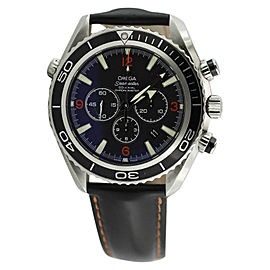 Omega Planet Ocean 29105182 Co-Axial Chronograph Mens Watch