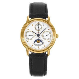 Jaeger-LeCoultre Odysseus Perpetual Calendar Yellow Gold Men`S Watch