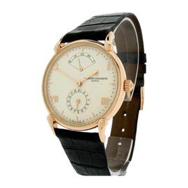 Vacheron Constantin Les Historiques Rose Gold Men's Watch