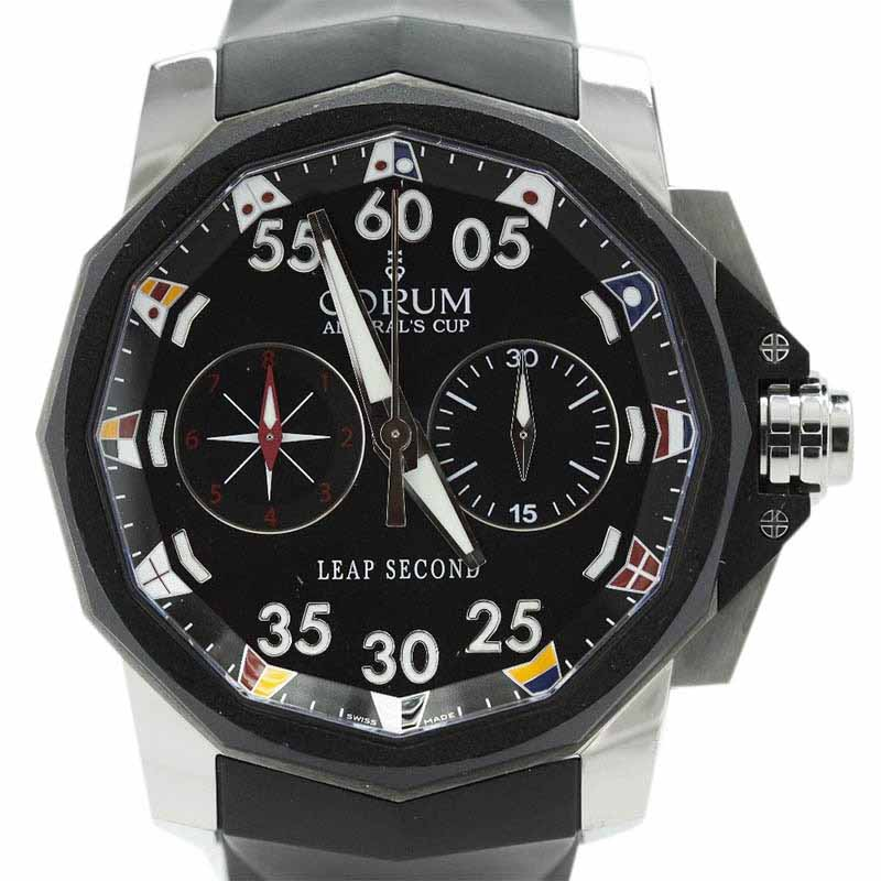 """Image of """"Corum Admirals Cup 895.931.06 Limited Edition Leap Seconds Chronograph"""""""