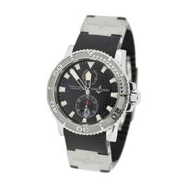 Ulysse Nardin Marine Diver 263-33 Black Dial 44mm Watch
