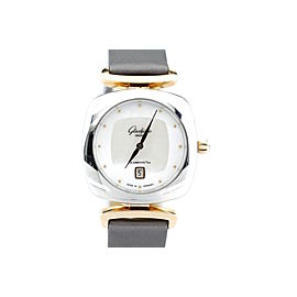 Glashutte Original W10301260604 18K & Stainless Steel Pavonina Womens Watch