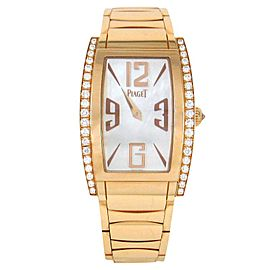 Piaget Limelight G0A32094 18K Rose Gold 38mm Womens Watch