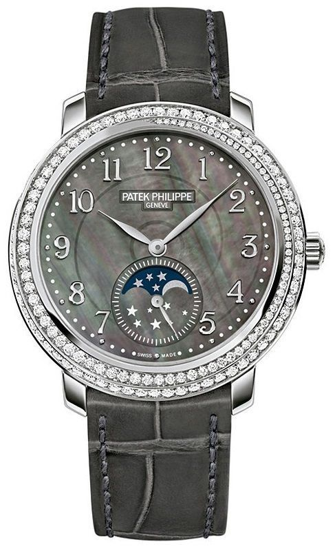 Patek Philippe Complications 4968G-001 Womens Watch