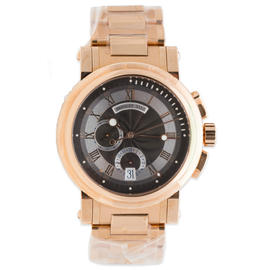 Breguet Marine 5827BR/Z2/RZ0 Chronograph Bracelet 18K Rose Gold Watch