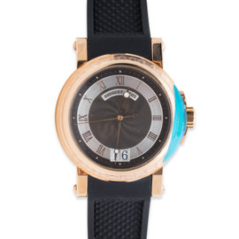 Breguet Marine Big Date 5817BR/Z2/5V8 Automatic 18K Rose Gold Watch