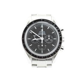 Omega Speedmaster Moonwatch 35735000 Stainless Steel Sapphire Crystal Watch