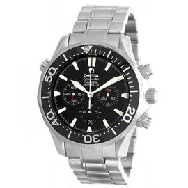 Omega Seamaster America's Cup Chronograph Stainless Steel 42mm Watch
