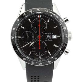 Tag Heuer Carrera CV2014-0 Stainless Steel Caliber 16 Chronograph Mens Watch