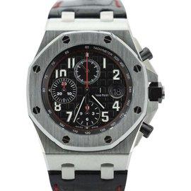 Audemars Piguet Royal Oak Offshore 26470ST.OO.A101CR.01 Chronograph Mens Watch 42mm