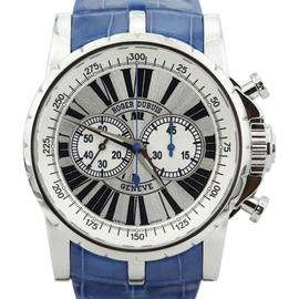 Roger Dubuis Excalibur EX457893.7AR Chronograph Stainless Steel Mens Watch