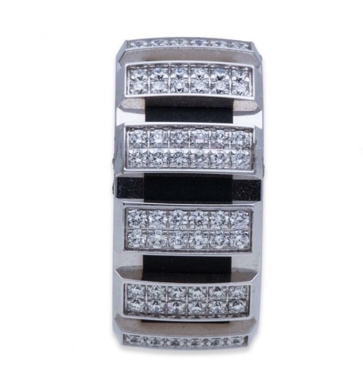 "Image of ""Chaumet 18k White Gold 1.40Ct Diamond Ring"""