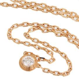 Cartier Legers De 18K Rose Gold Diamants Necklace